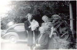 Esther Sarah <i>Burkett</i> Baldwin