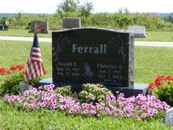 Gerald Eugene Jerry Ferrall