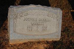 Johnnie Darrell Garrett
