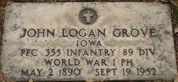 John Alexander Logan Grove