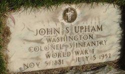 John Southworth Upham