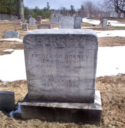 Emma G <i>Longfellow</i> Bonney
