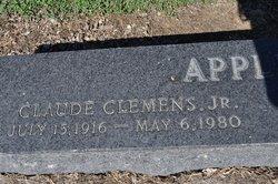 Claude Clemens Appling, Jr