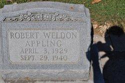 Robert Weldon Appling