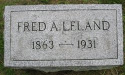 Fred Alonzo Leland