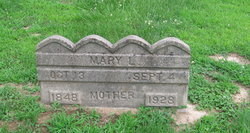 Mary Louise <i>Koonce</i> Austin Smith