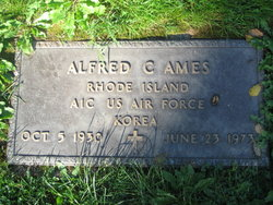 Alfred C Ames