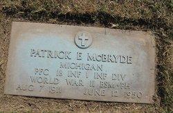 Patrick Edward Pat McBryde