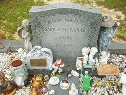 Jarred Alexander J.J. Adams