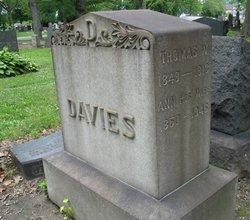Ann Elizabeth <i>Thomas</i> Davies