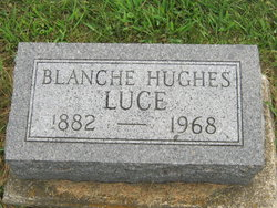 Blanche <i>Hughes</i> Luce