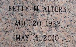 Betty Maureen <i>Moore</i> Alters