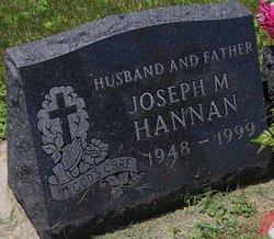 Joseph M Hannan