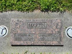 Lorah Helen Martin