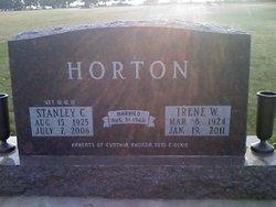 Irene W <i>Winkler</i> Horton