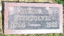 Phurba E <i>Lewellen</i> Consolver