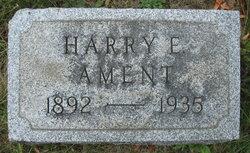 Harry Edward Ament