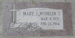 Mary Isabella <i>Coyle</i> Winkler