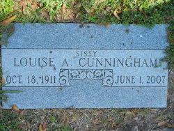 Louise Allison <i>Thomas</i> Cunningham