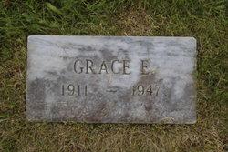 Grace E <i>Brown</i> Alley