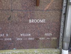 Helen Alice <i>Steuber</i> Broome