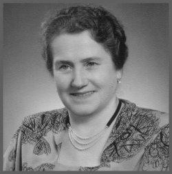 Berta Martha Emma <i>Ott</i> Fischer