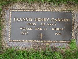 Francis Henry Frank Cardini