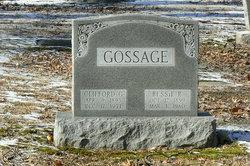 Bessie Ree <i>Major</i> Gossage