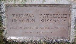 Katherine <i>Schmidt</i> Buffmyre