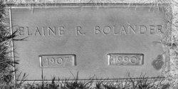 Elaine R Bolander