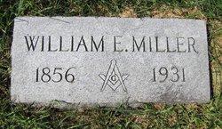 William E Miller