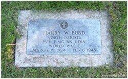 Harry William Burd