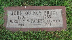 John Quincy Bruce