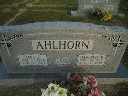 Margrete Dorothy Ahlhorn