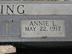 Annie Laura Nannie <i>Mangrum</i> King