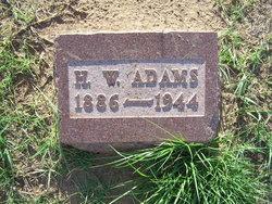 Hugh Wesley Adams