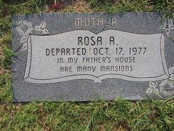 Rosa Ardell <i>Alexander</i> Adams