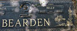 Billy Poppy Bearden