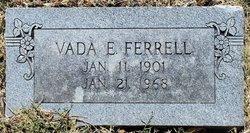 Vada E Ferrell