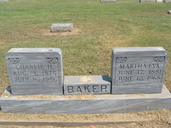 Martha Eva Effie <i>Murphy</i> Baker