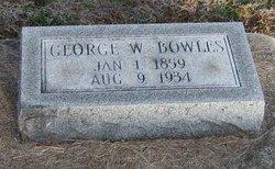 George Washington Bowles