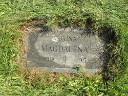 Magdalena <i>Motina</i> Banzevicius