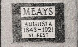 Augusta Meays