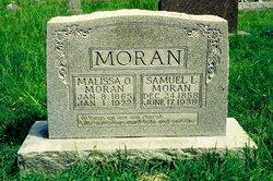 Malissa Orleana <i>Breeding</i> Moran