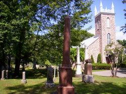 Saint James Anglican Church Cemetery