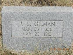 Peter Edward Gilman