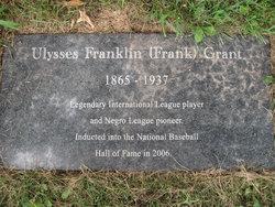 Ulysses Franklin Grant