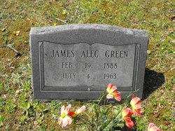 James Alec Green