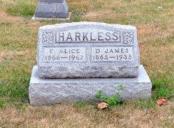 Edna Alice <i>Hower</i> Harkless