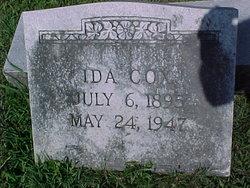 Ida <i>Wagoner</i> Cox